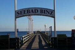 Rügen, Ostseebad Binz, Seebrücke1