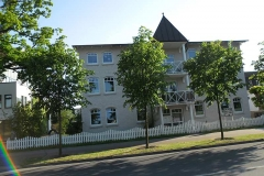 Rügen, Villa Kranich3